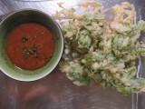 Vegetable Tempura: LessonsLearned
